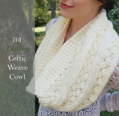 Crochet Cowl Photo Thing